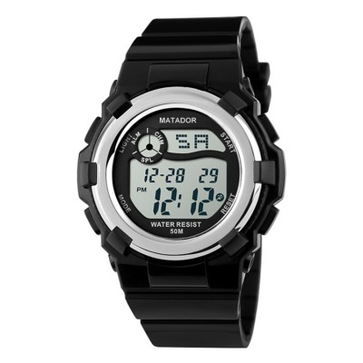 Digital Sports Watch Ladies'